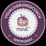 mindTV Visualisierungscoach Abzeichen